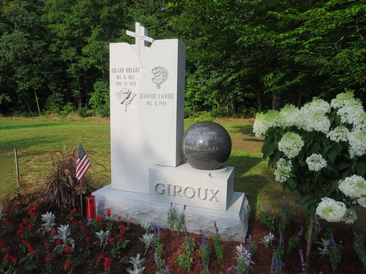 Loiselle Memorials Monuments
