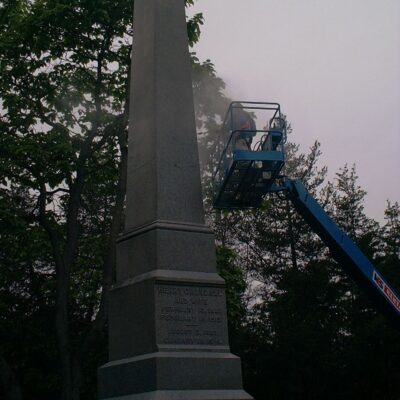 Loiselle Memorials Monuments Installation
