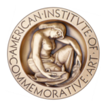 American Institute of Commemorative Art logo
